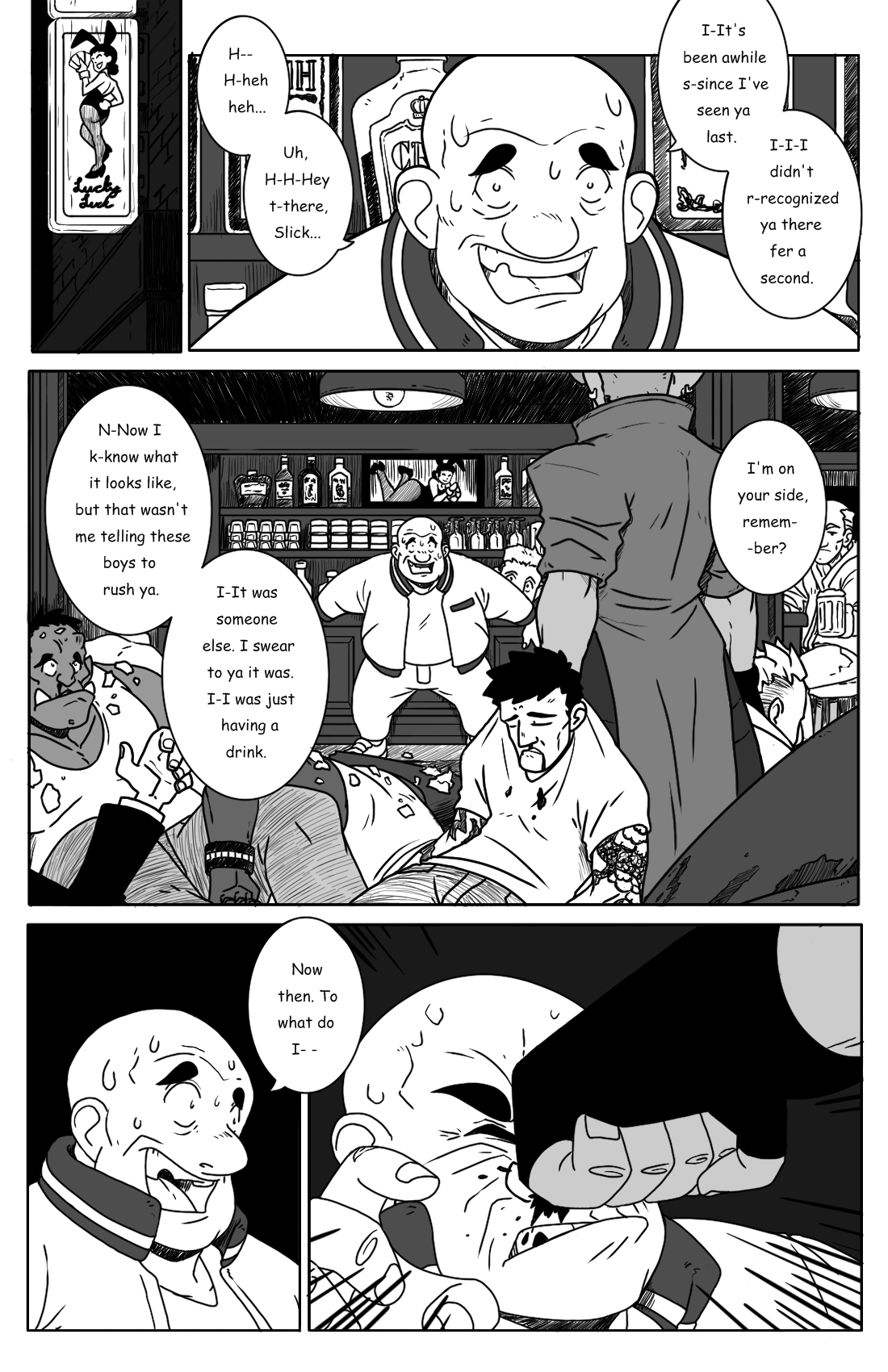 Workplace Competition Part 1 pg.1