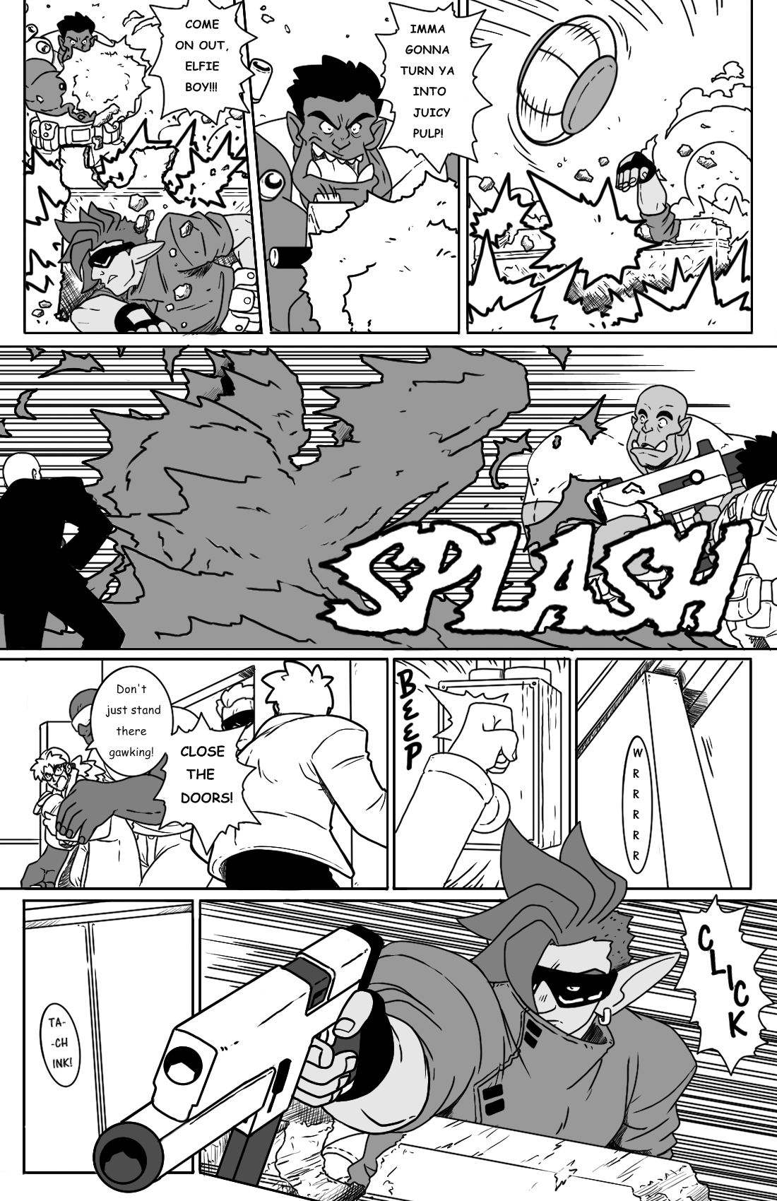 Workplace Competition Part 1 pg.19