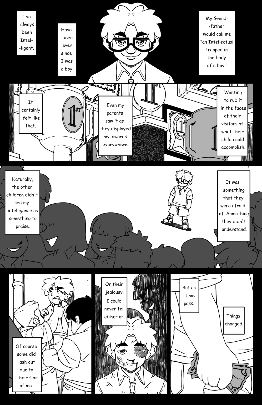 Workplace Competition Part 3 pg.1
