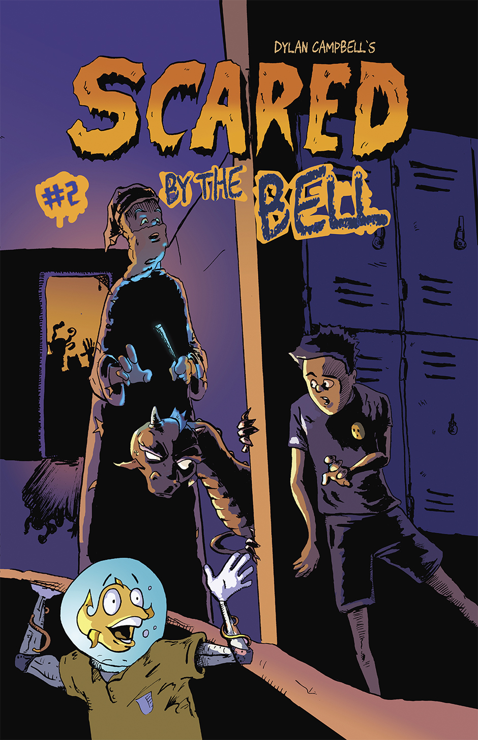Issue 2, Cover