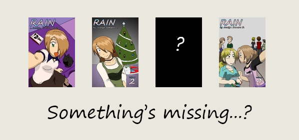 Volume 3 missing?