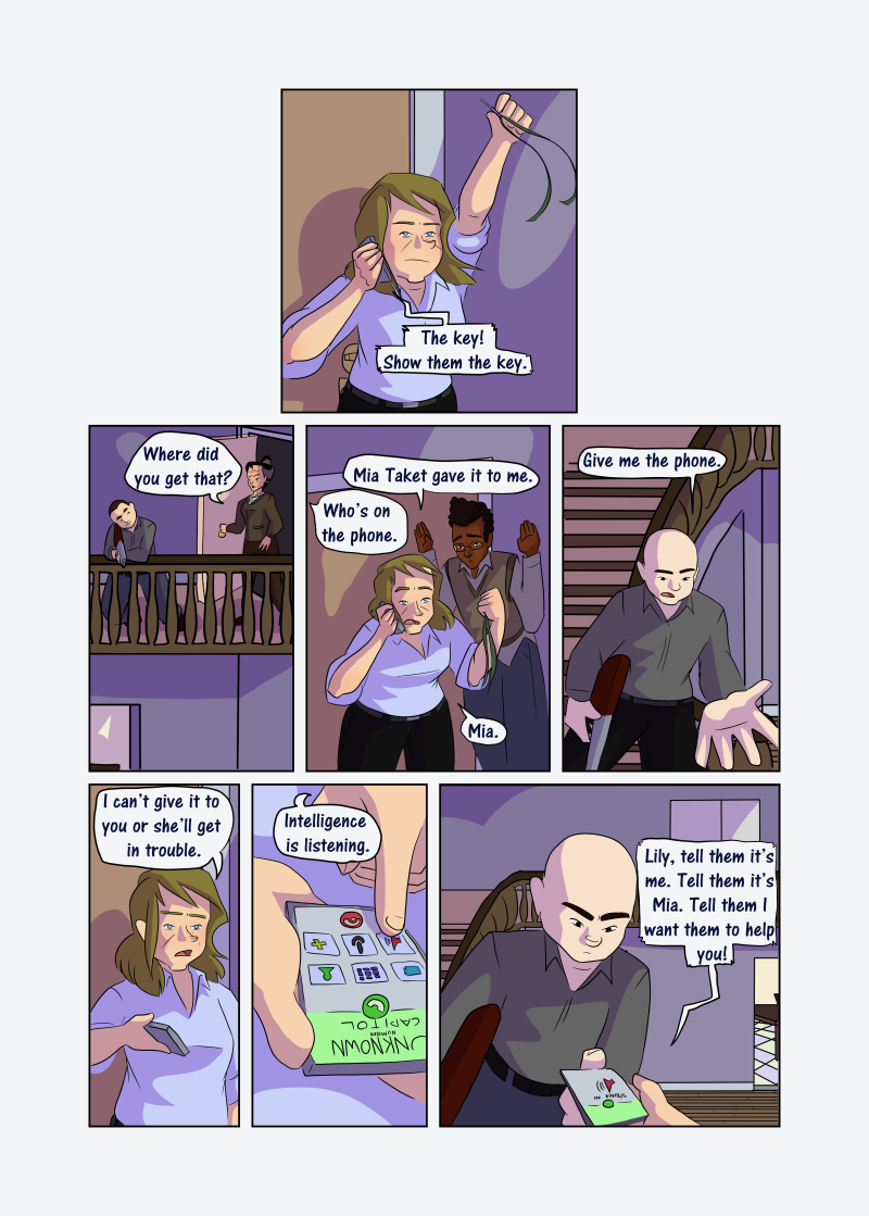 Unwanted Attention: Page 39