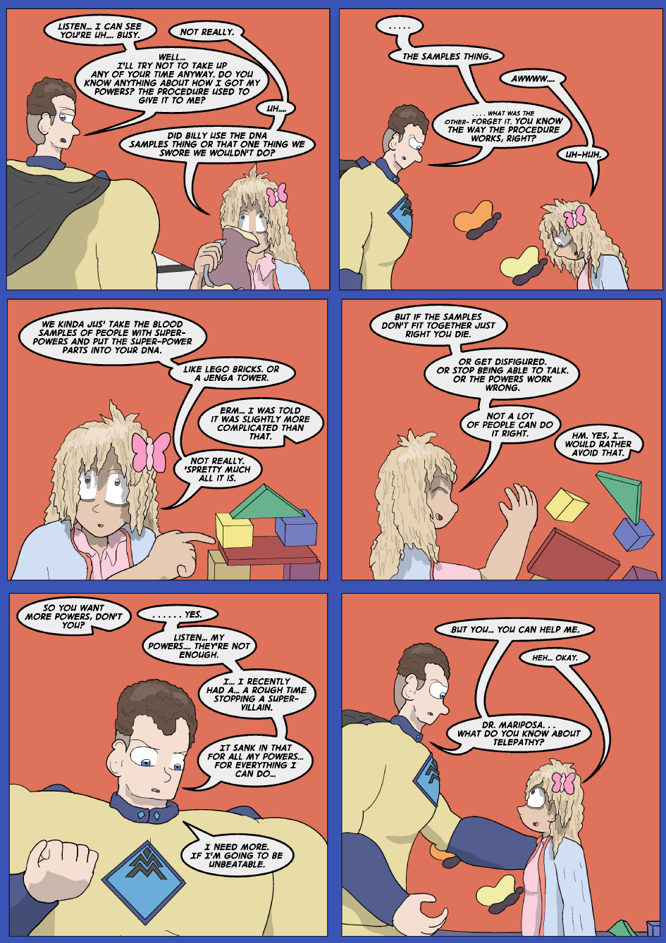 Lock Blue Up- Page 11