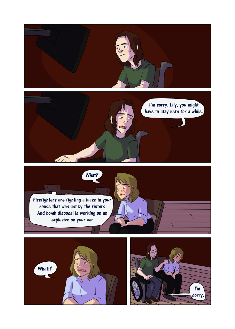Unwanted Attention: Page 51
