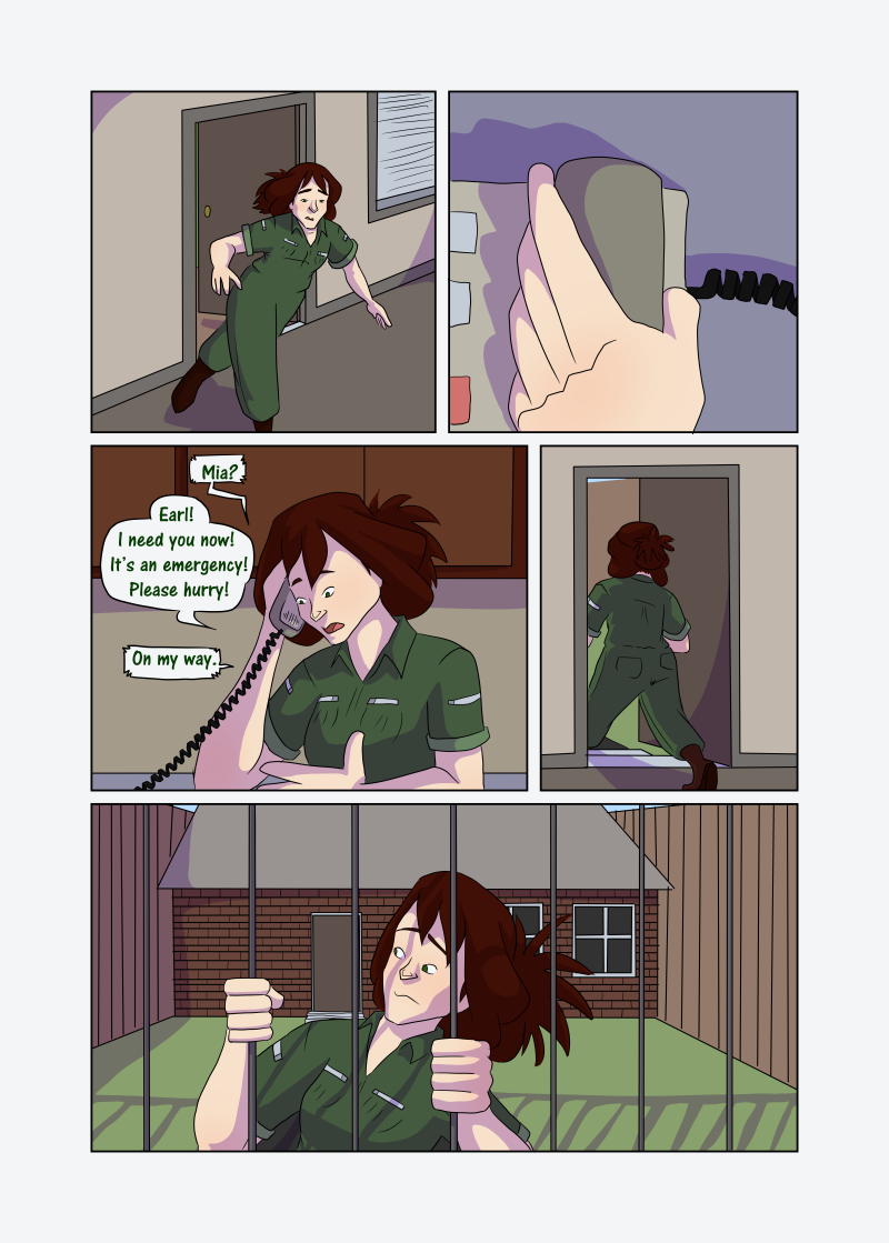 Unwanted Attention: Page 30
