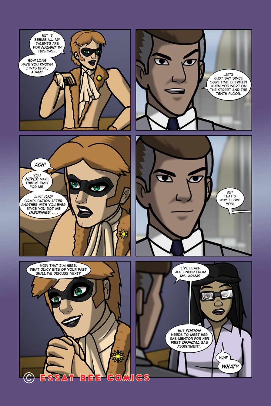 Fusion #14 Page 29