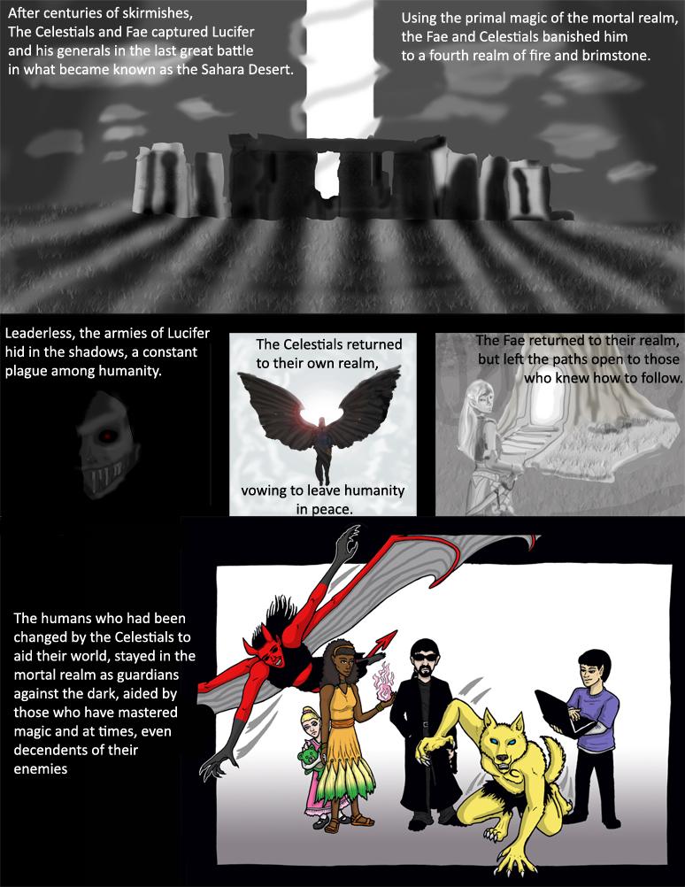 Interval 3 - The Celestial War, Part 4