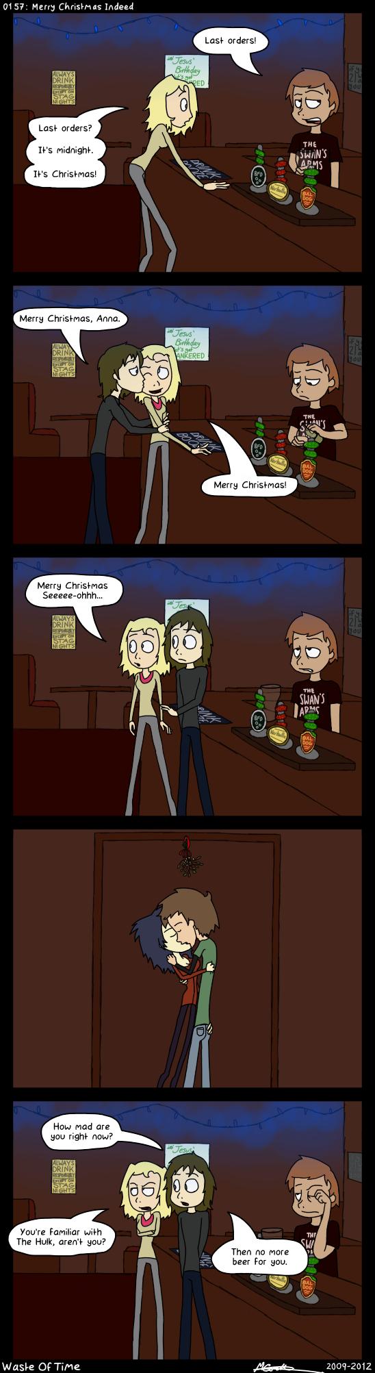 0157: Merry Christmas Indeed