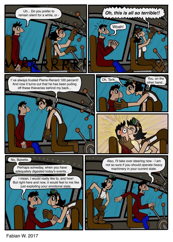 The Temptation of Tarik