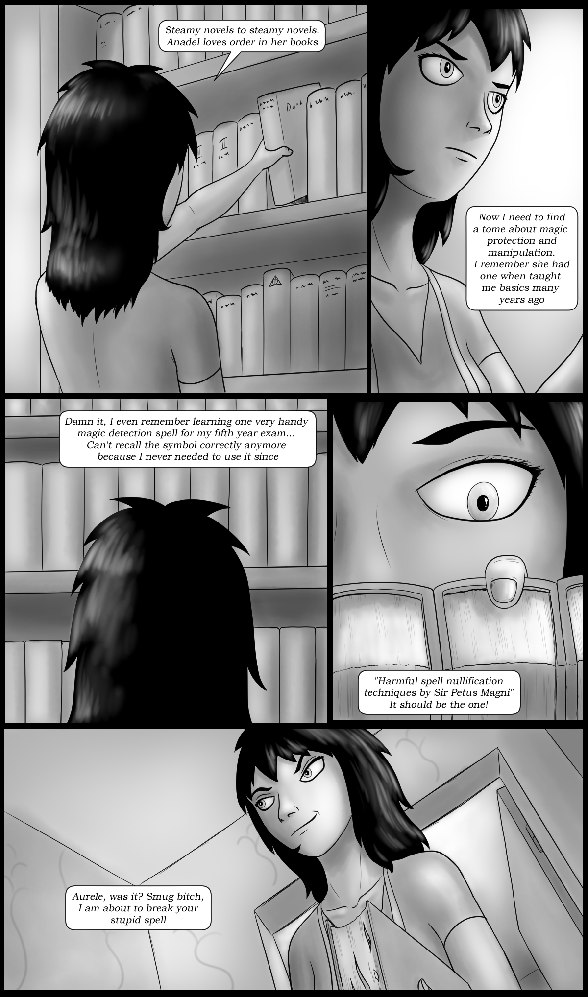 Page 17 - A personal library