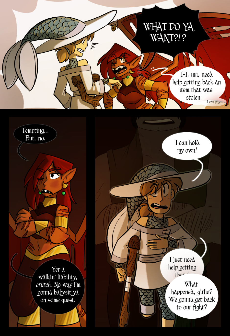 Page 5 - Confrontation