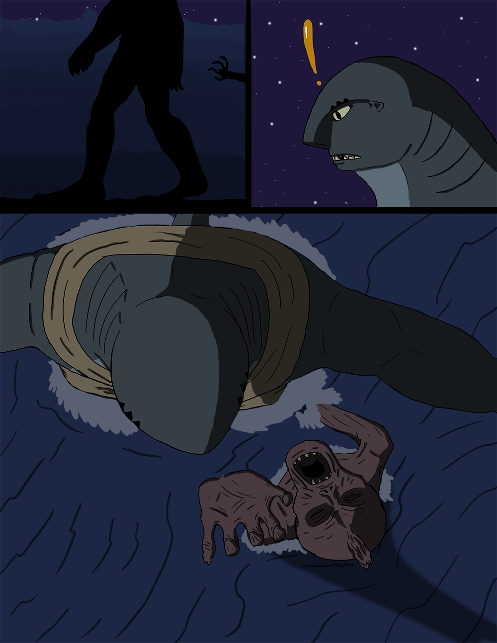 The Wide Ocean - Page 39