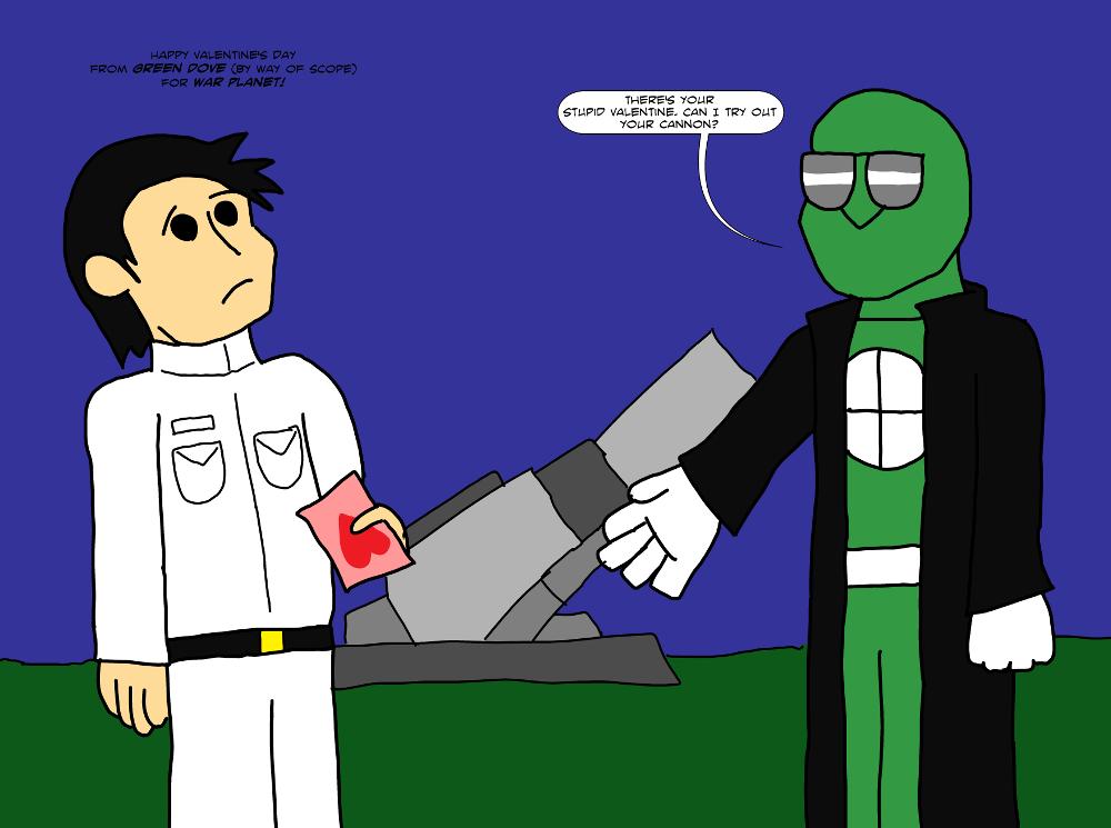 War Planet by Podgor