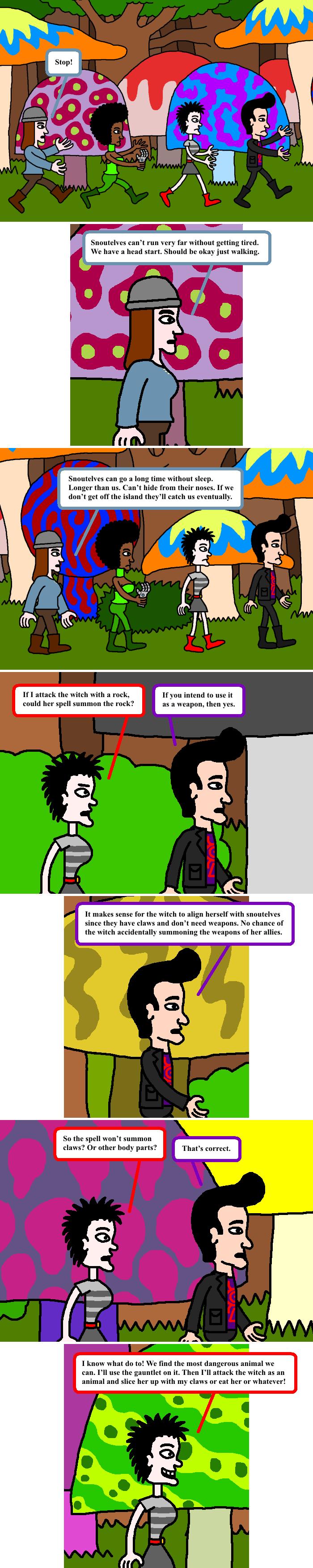 Conundrum of Death 3