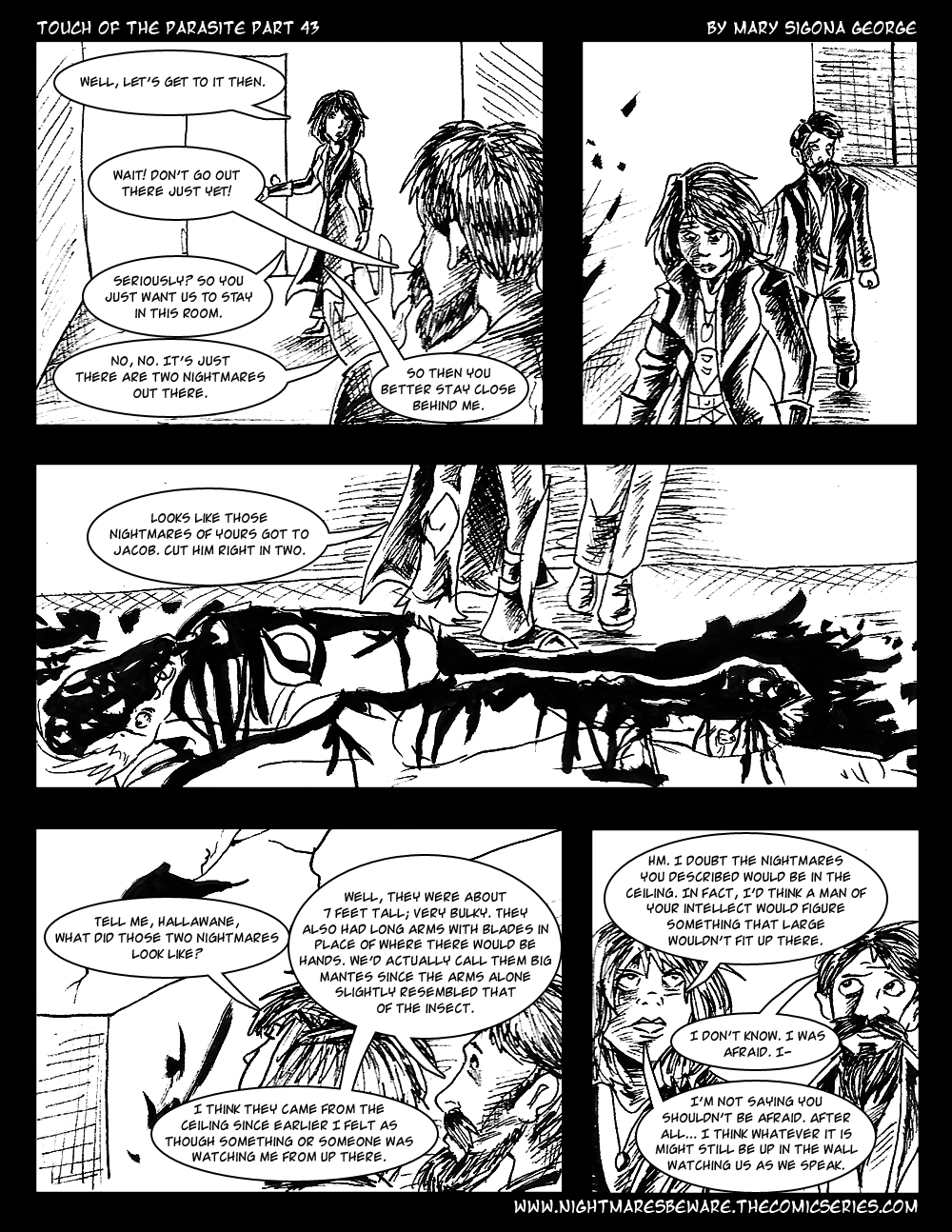 Touch of the Parasite: Part 43