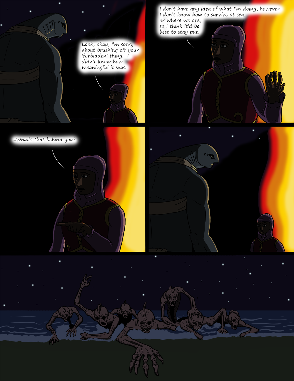 The Wide Ocean - Page 41