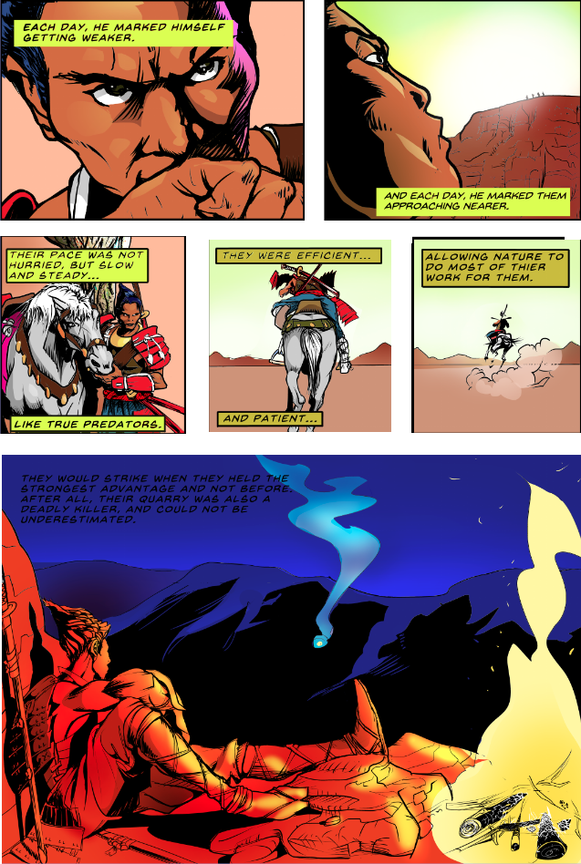 Prince of the Astral Kingdom Chapter 1 pg 6