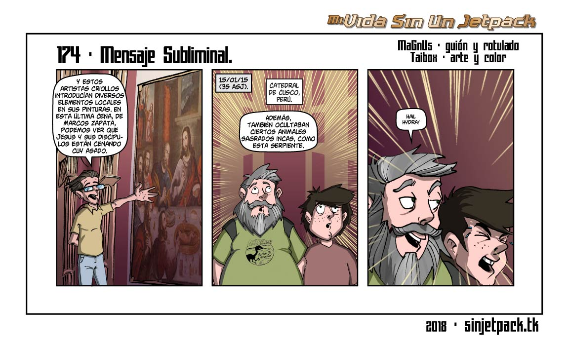 174 - Mensaje Subliminal.