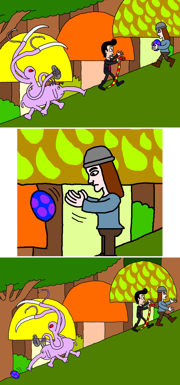 Conundrum of Death 8