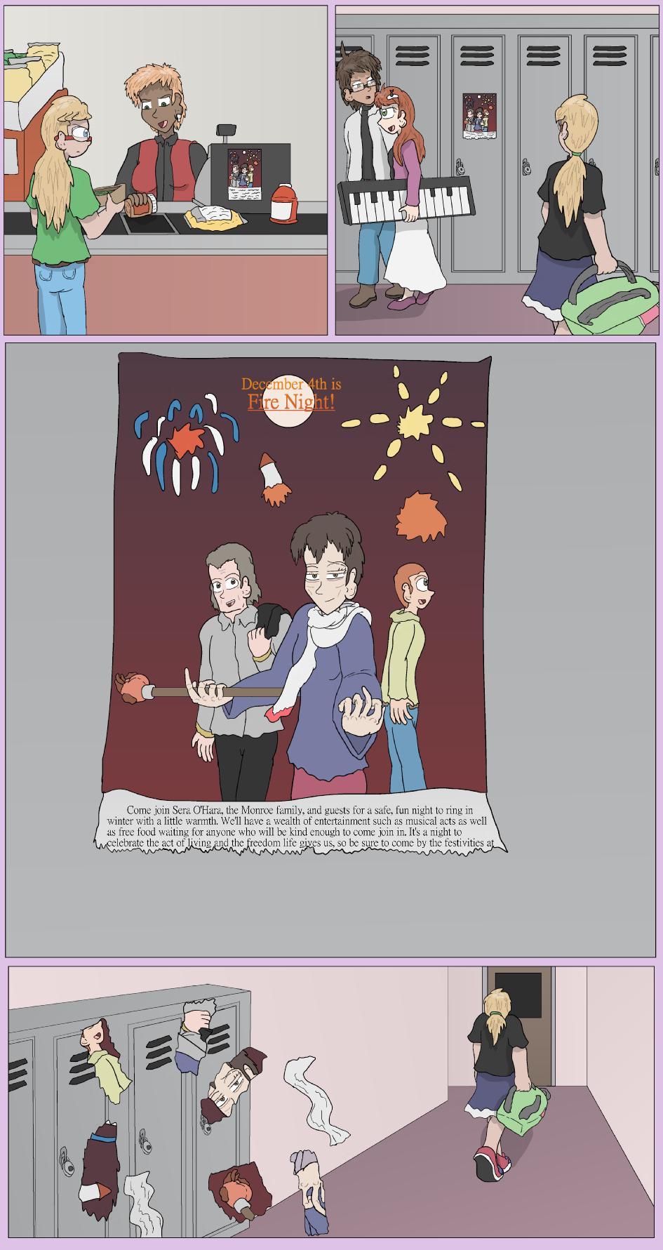 Star Night- Page 1