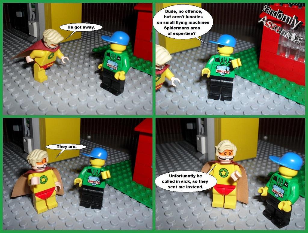 #934-Substitute hero
