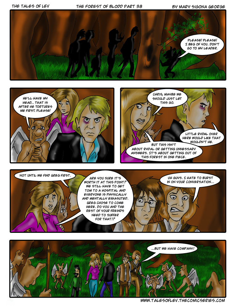 The Forest of Blood (Part 38)