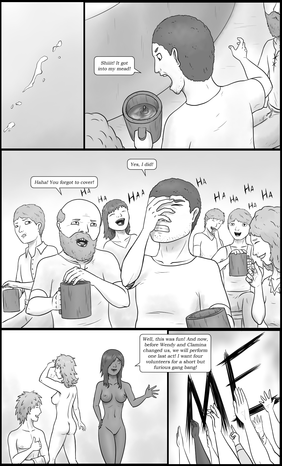 Page 46 - Always cover your drink in this tavern