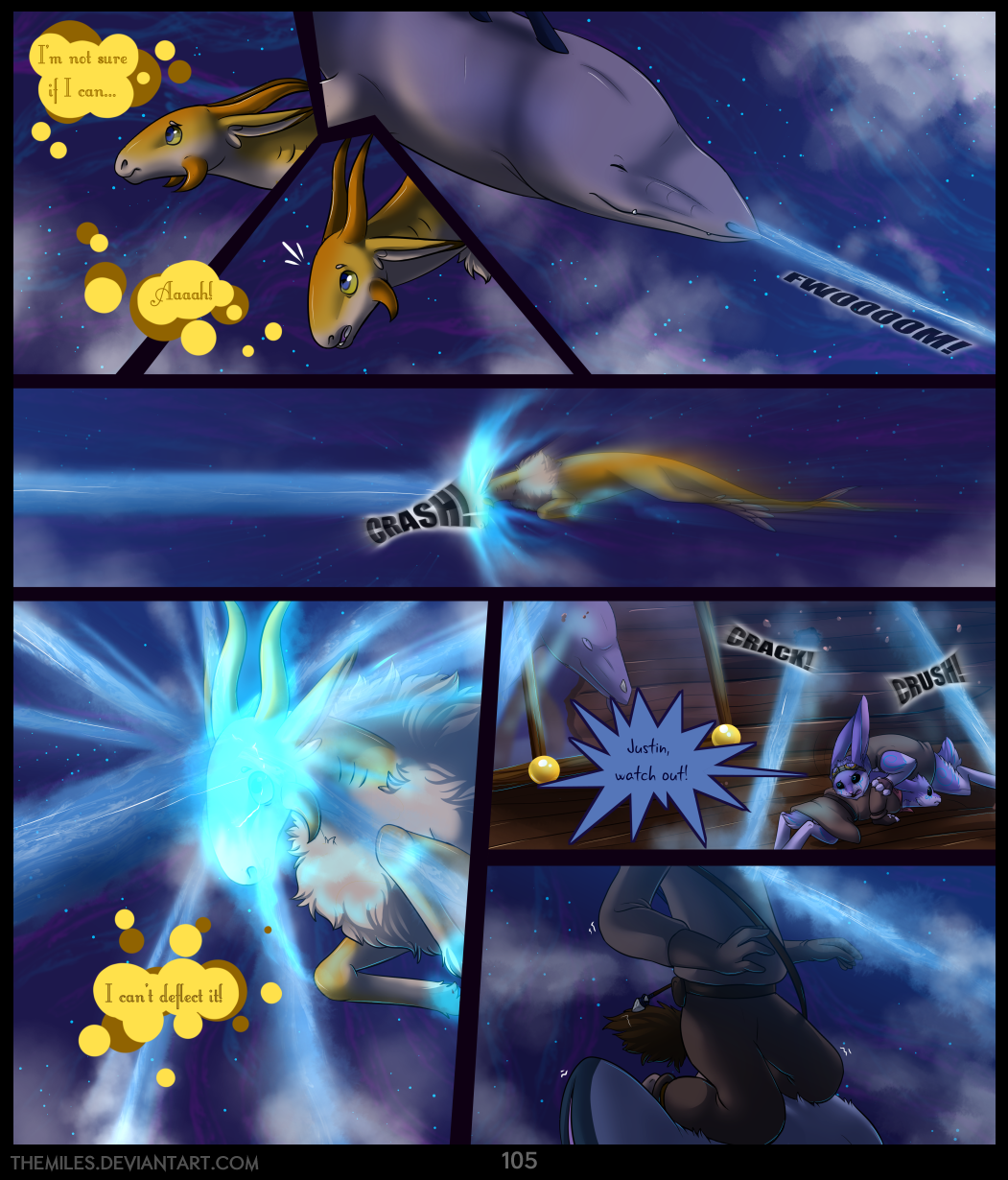 Tales of Aer - First Tale, Page 105