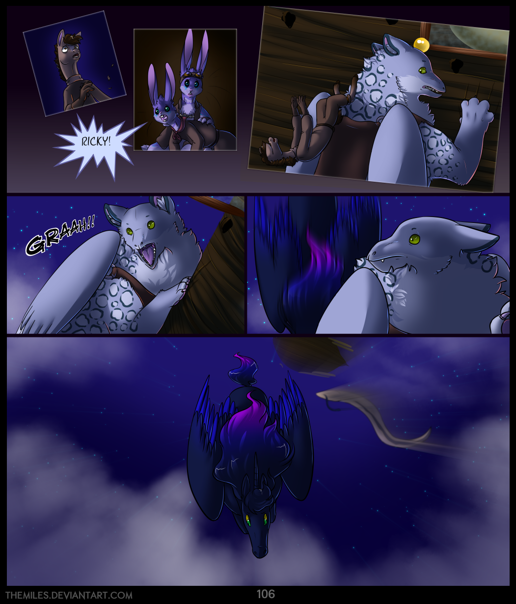 Tales of Aer - First Tale, Page 106