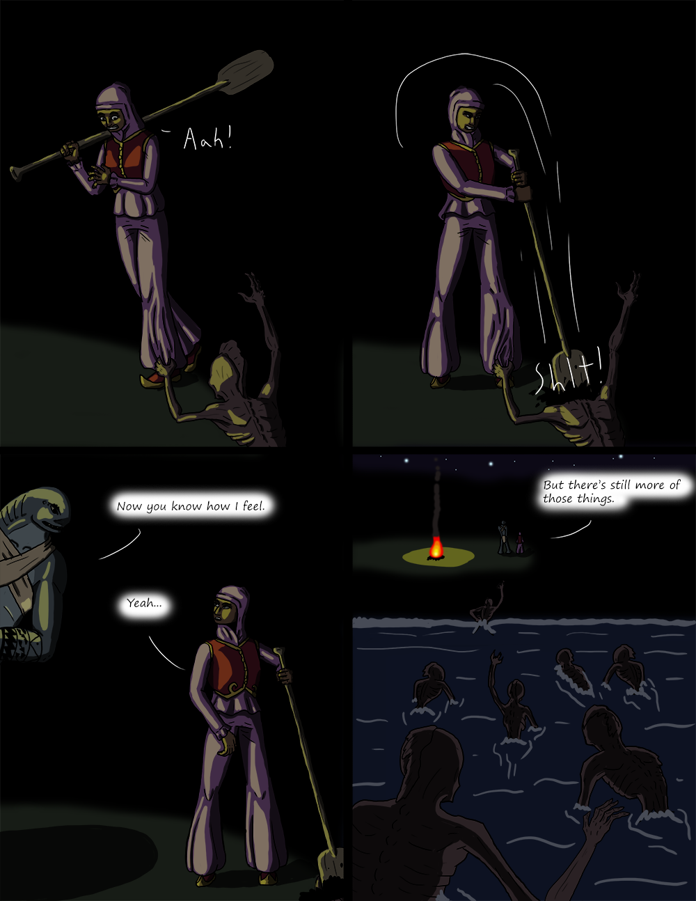 The Wide Ocean - Page 44