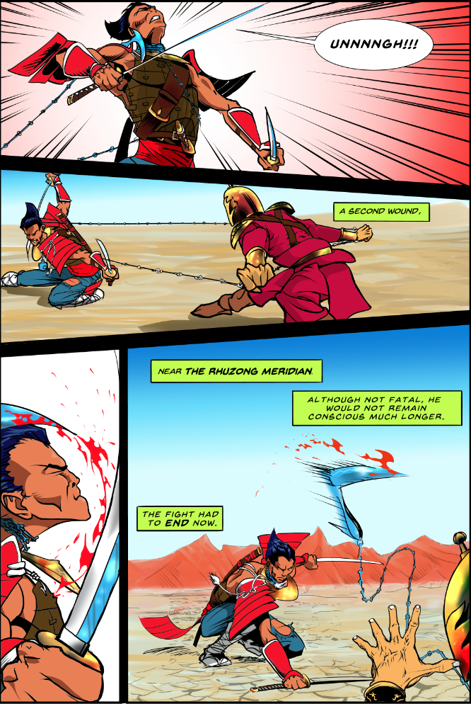 Prince of thr Astral Kingdom Chapter 1 pg 15