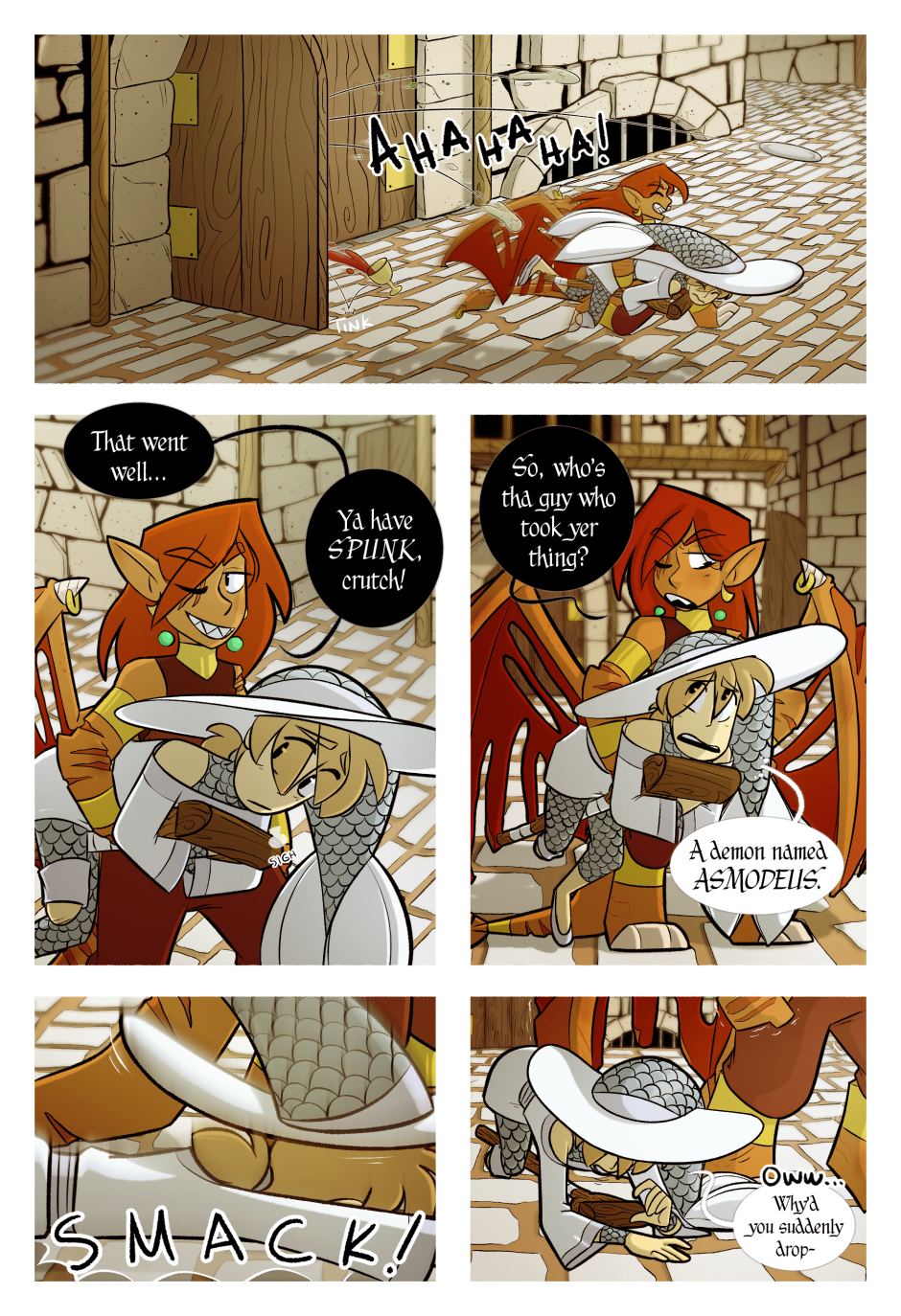 Page 8 - Smack