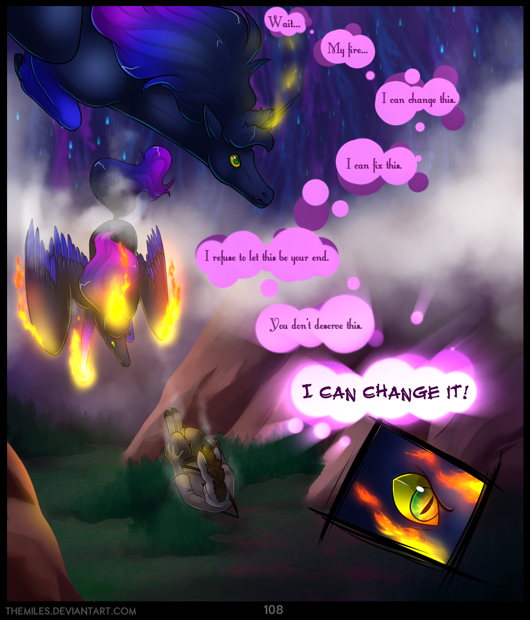 Tales of Aer - First Tale, Page 108