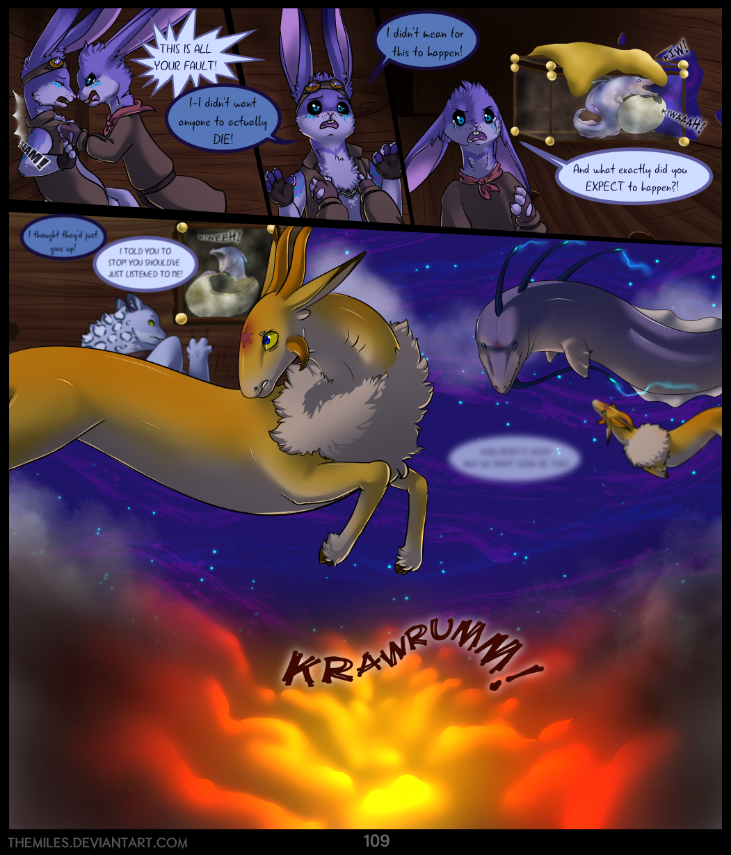 Tales of Aer - First Tale, Page 109