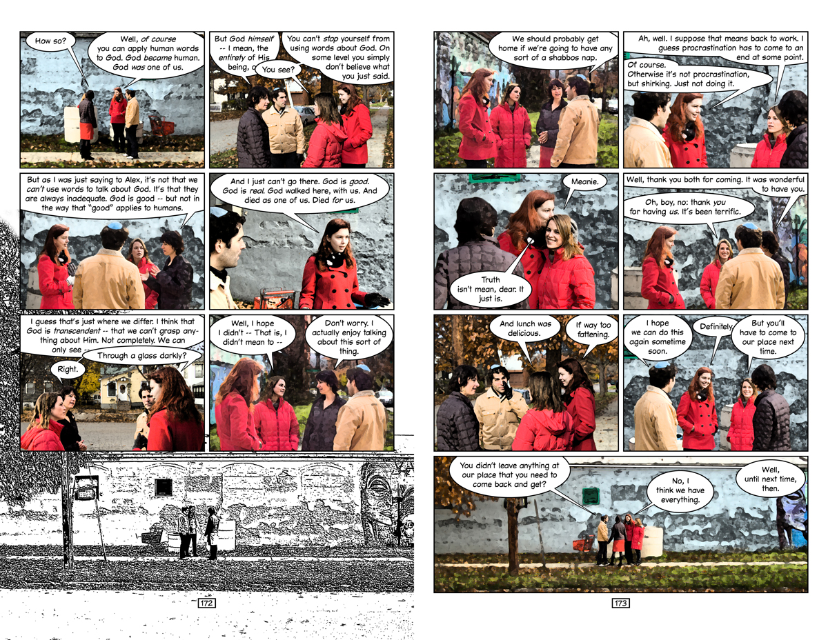 Happenstance pp172-173