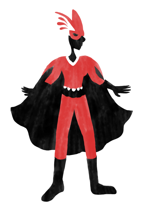 The Red Lemur (by JammyTheBirb)