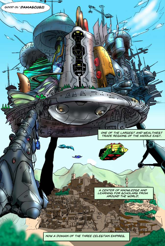 Prince of the Astral Kingdom Chapter 1 pg 22
