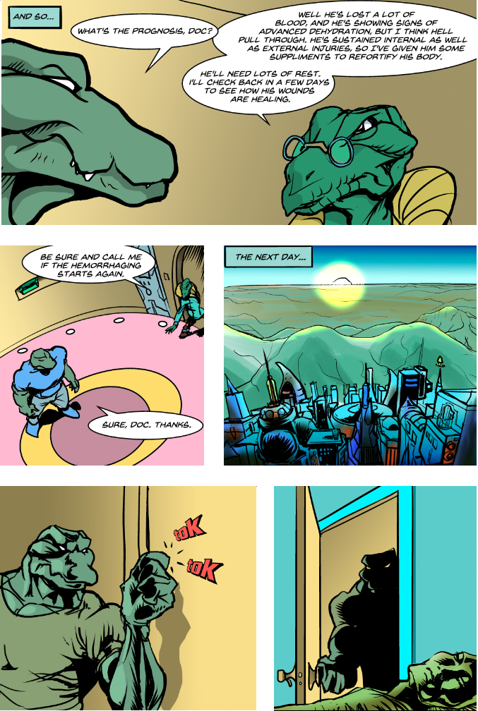 Prince of the Astral Kingdom Chapter 1 pg 24