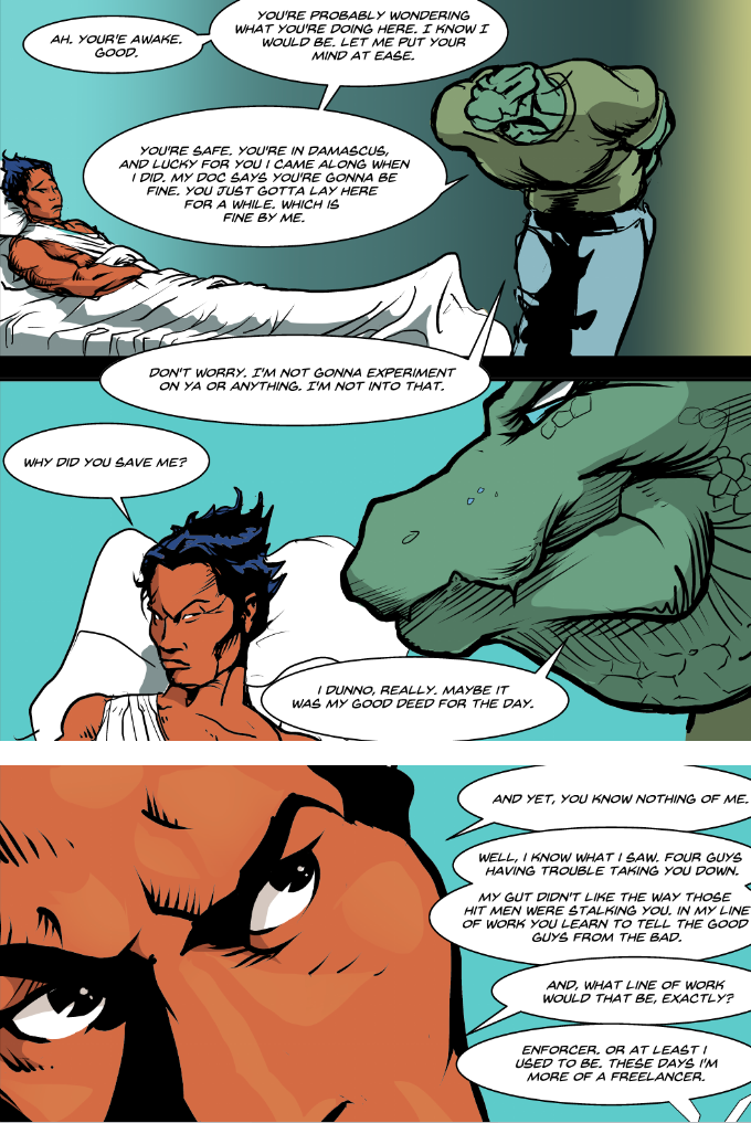 Prince of the Astral Kingdom Chapter 1 pg 25