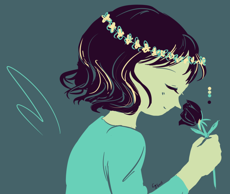 BCW: Limited Color Palette -- Talyn