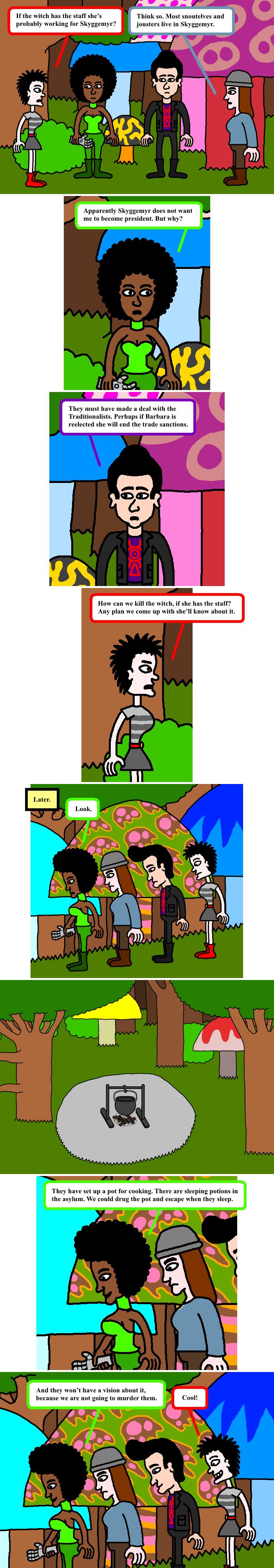 Conundrum of Death 9