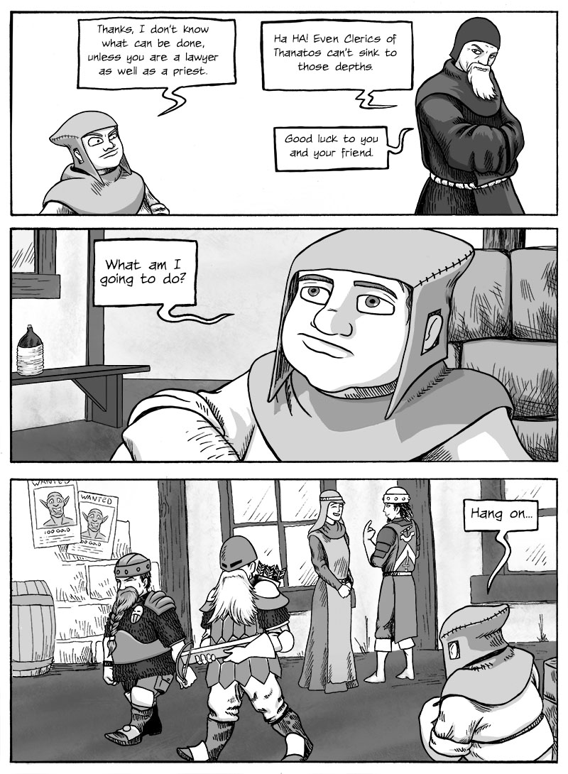 The Return of the Dwarf Brothers