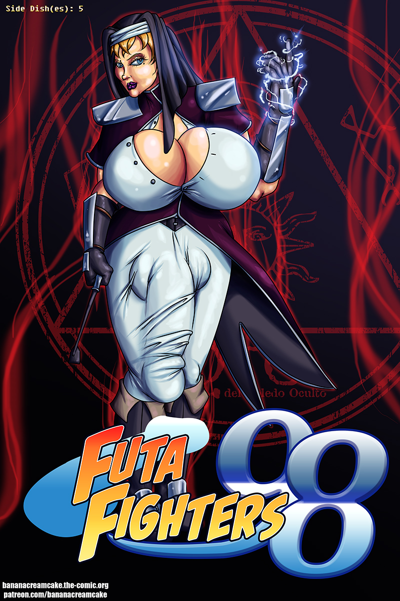 Side Dishes Chapter 5: Futa Fighters '98