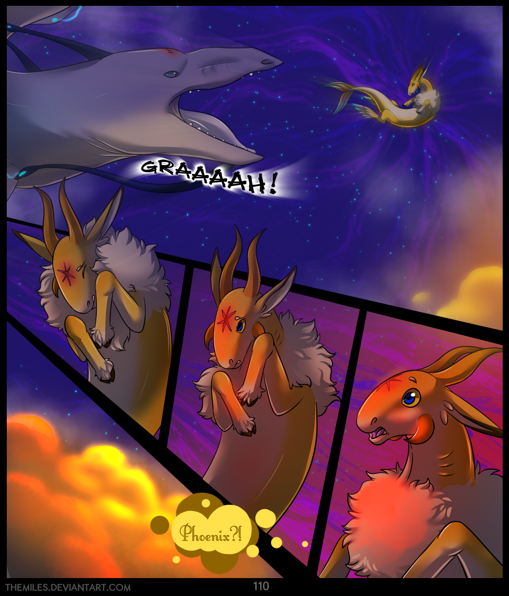 Tales of Aer - First Tale, Page 110