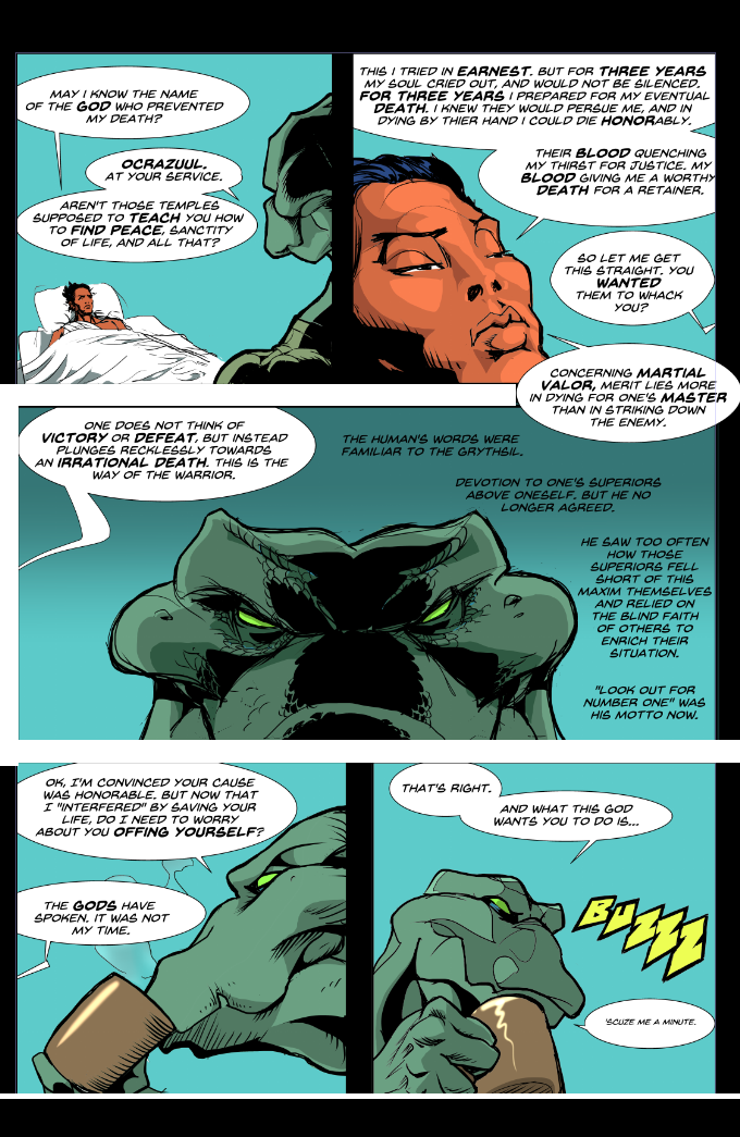 Prince of the Astral Kingdom Chapter 1 pg 29