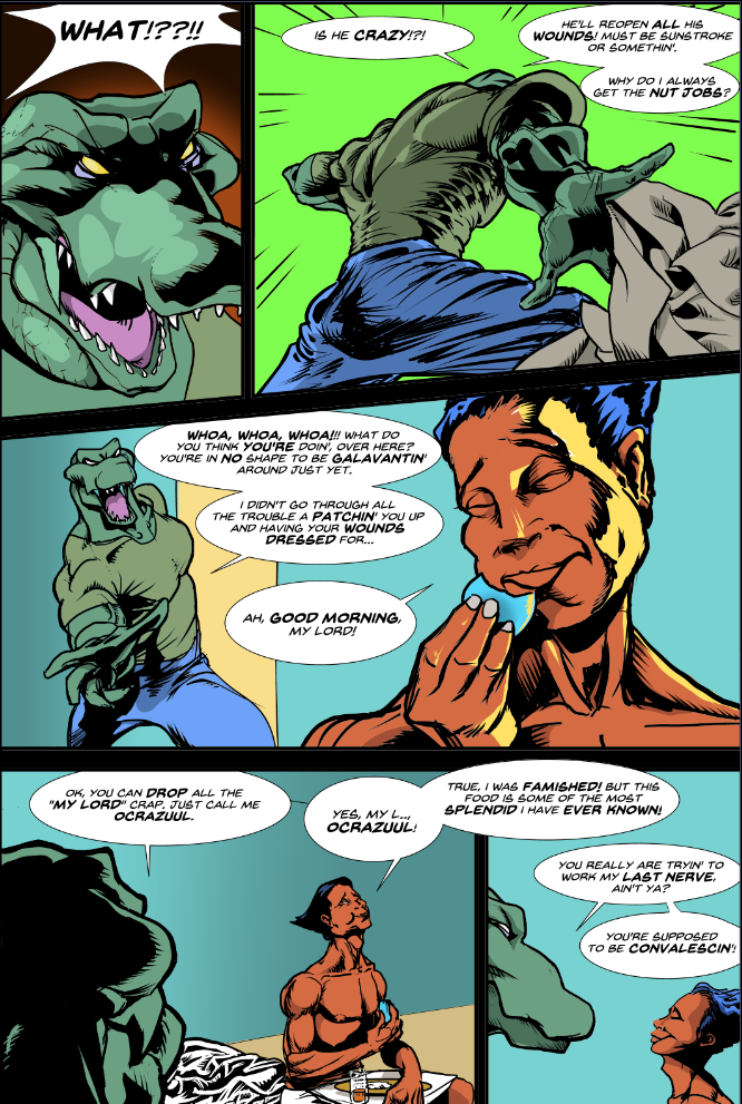 Prince of the Astral Kingdom Chapter 1 pg 33