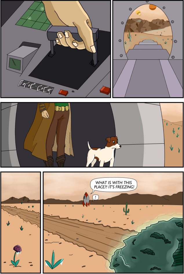 SCP - Issue 1 - P2