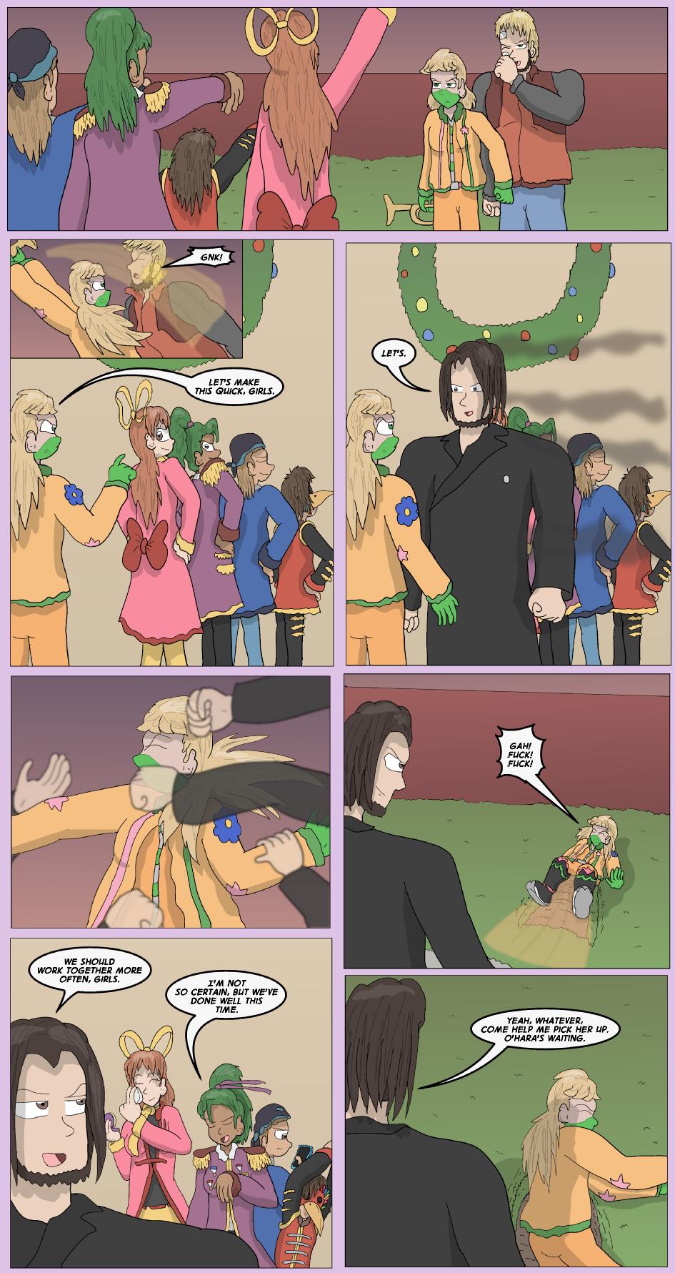 Star Night- Page 8