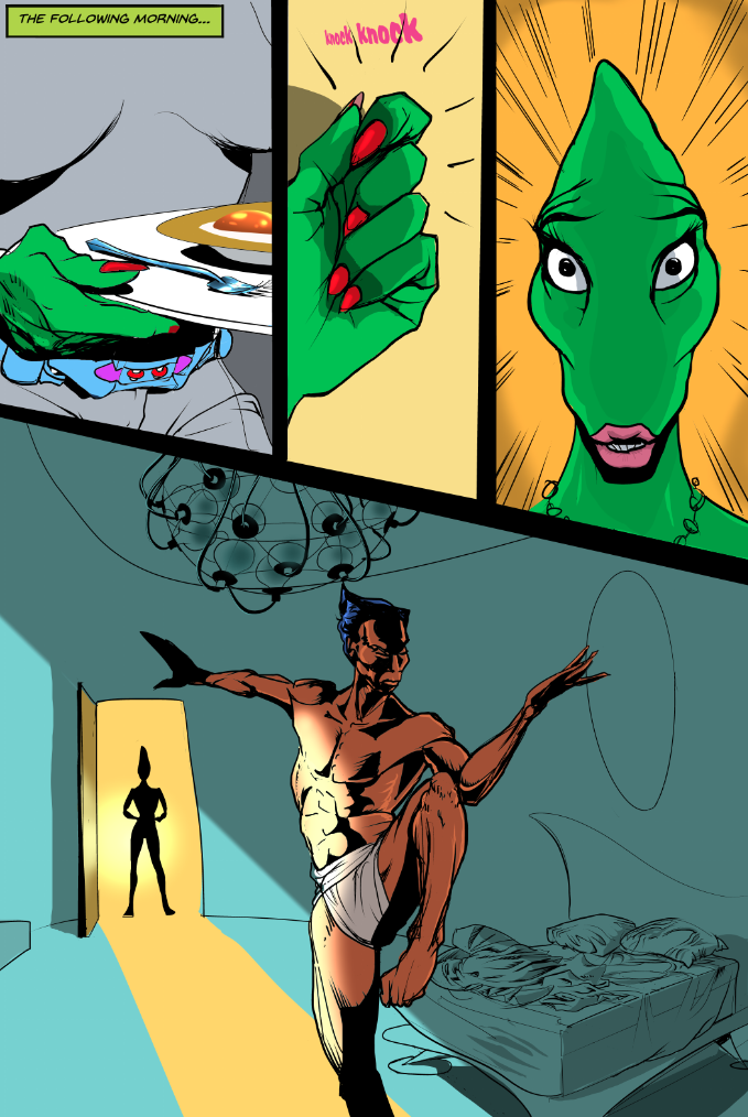 Prince of the Astral Kingdom Chapter 1 pg 31