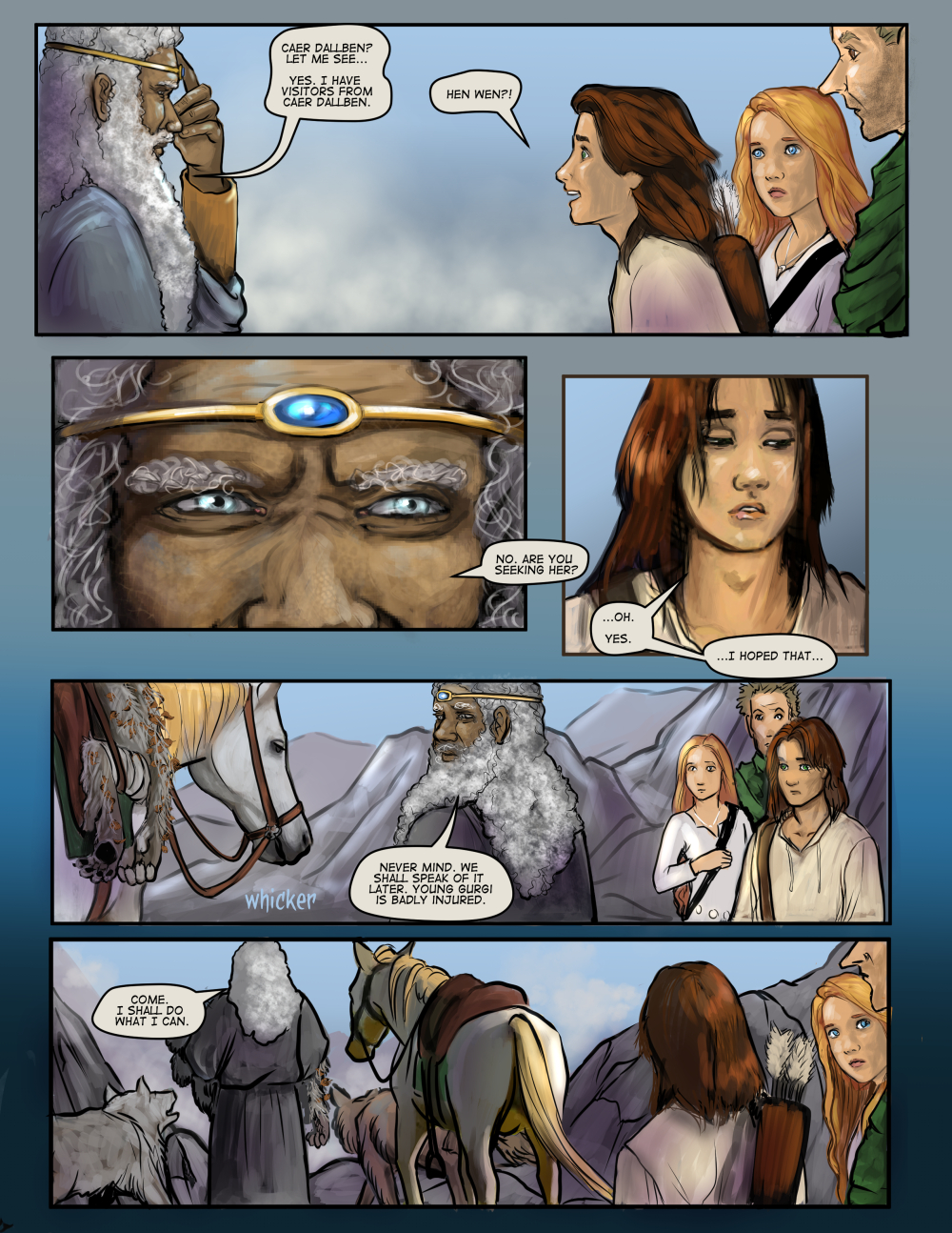 Chapter Thirteen Page 4